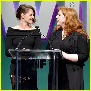 Kristen Stewart Has a Little 'Twilight Reunion!