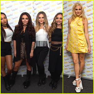 Little Mix Bring More 'Black Magic' To Ray of Sunshine Concert with Pixie Lott