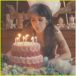 Melanie Martinez Has Herself a 'Pity Party' in New Music Video - Watch Now!
