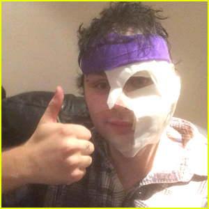 Michael Clifford Updates Fans After Getting Burned On Stage During Concert