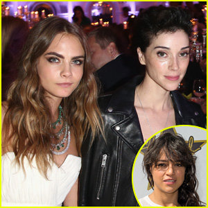 Michelle Rodriguez is Happy for Ex-Girlfriend Cara Delevingne & St. Vincent