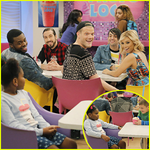 Pentatonix Guest Star on 'K.C. Undercover' TONIGHT - See The Pics!