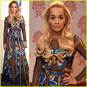 Rita Ora Brings 'Poison' to Capital FM Summertime Ball 2015 - Watch Now!