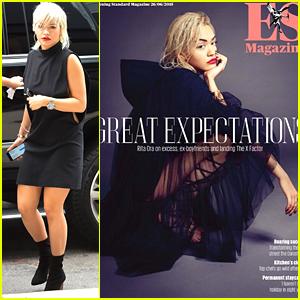 Rita Ora Talks New Single 'Poison' With ES Magazine