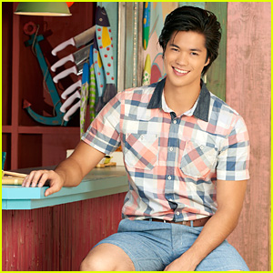 Ross Butler Reveals 'Teen Beach 2' Set Secrets, His Nickname for Ross Lynch, & More! (JJJ Interview)