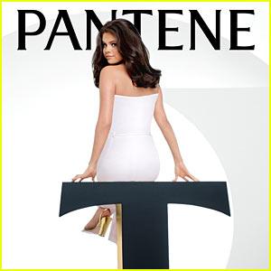 Selena Gomez Is Pantene's New Celeb Ambassador!