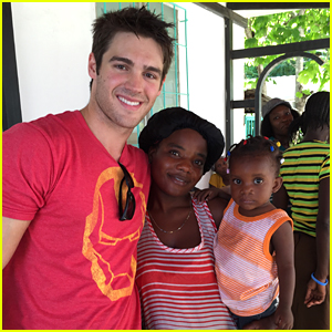 Steven R. McQueen Brings More Smiles To Haiti With Smile Train - See The Pics!