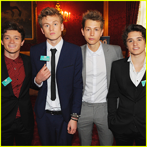 The Vamps Meet The Duchess of Cornwall at BBC2's 500 Words Competition - See The Pics!