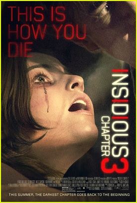 Win a FREE 'Insidious Chapter 3' Prize Pack!