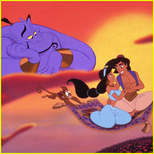 'Aladdin' Live-Action Prequel in the Works at Disney!