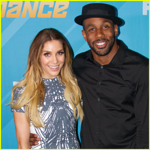 Allison Holker & Hubby tWitch Attend 'So You Think You Can Dance' Live Show!