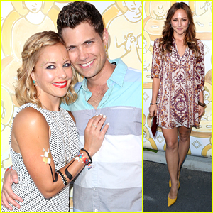 Amy Paffrath Celebrates Birthday With Drew Seeley At Wanderlust Opening