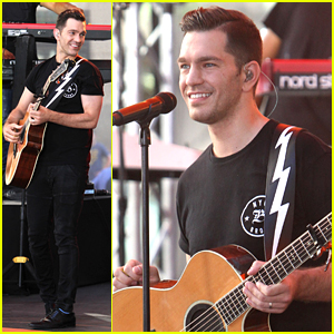 Andy Grammer To Perform On 'Liv & Maddie' Next Month!