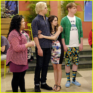 Austin & Ally & Dez & Trish Turn Into The Mystery Bunch To Find A Thief!