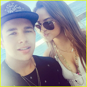 Austin Mahone Hints At Love Song With Becky G On His New Album