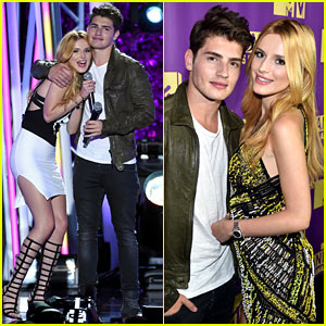 Bella Thorne & Gregg Sulkin Couple Up at Comic-Con!