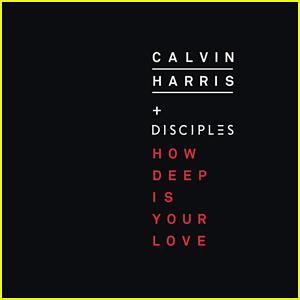 Calvin Harris: 'How Deep Is Your Love' - Full Song & Lyrics!