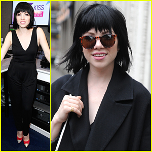 Carly Rae Jepsen Is 'Permanently Jet-Lagged'