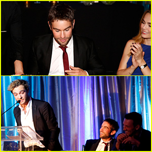 Chace Crawford Celebrated His 30th Birthday with 'Gossip Girl' Co-Star Ed Westwick!