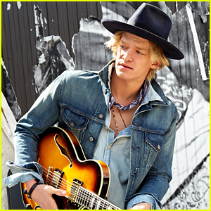Cody Simpson Flies Back To LA After Polo Ralph Lauren Fashion Week Show