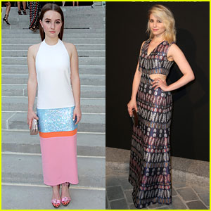 Kaitlyn Dever Goes Vogue with Versace!