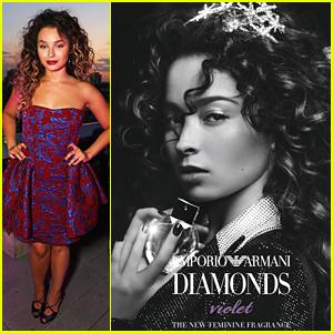 The Vamps Support Ella Eyre At Emporio Armani Diamonds Fragrance Launch