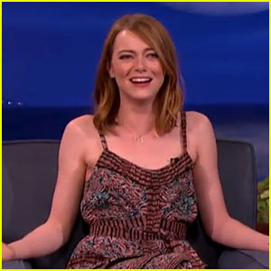 Emma Stone Taught Woody Allen About Twitter