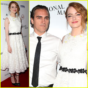 Emma Stone Thought Woody Allen Would Fire Her