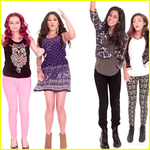 Every Witch Way\' Cast Dances It Out With \'Talia In The Kitchen ...