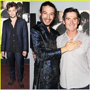 Ezra Miller & Michael Angarano Team Up at 'The Stanford Prison Experiment' Premiere!