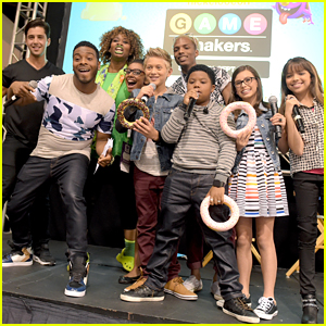 'Game Shakers' Cast & Josh Peck Shake Up Things At VidCon 2015