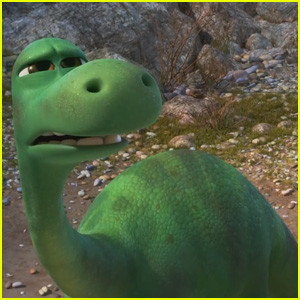 'The Good Dinosaur' Gets Official Trailer!