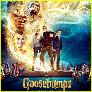 The 'Goosebumps' Trailer Has Arrived - Watch Now!