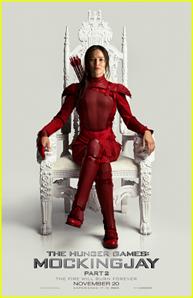 'The Hunger Games: Mockingjay Part 2' Debuts New Motion Poster - See It NOW!