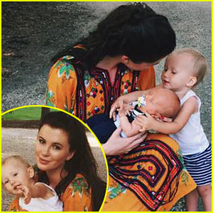 Ireland Baldwin Spends Bonding Time with Baby Sister & Brother!