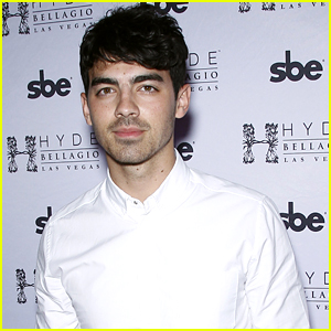 Joe Jonas Hits Hyde Bellagio In Vegas