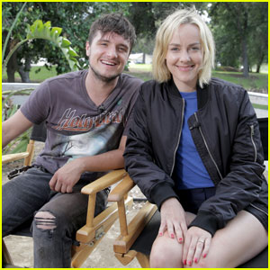 Jena Malone & Josh Hutcherson Team Up for 'The Rusted' Short Film