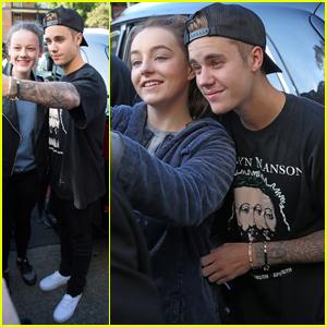 Justin Bieber Gets Warm Sydney Welcome!