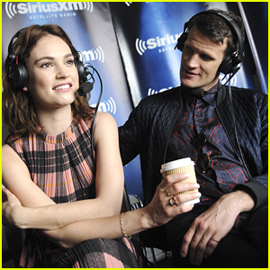 Lily James & Matt Smith Take 'Pride & Prejudice & Zombies' to Comic-Con 2015