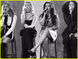 Little Mix Puts Acoustic Spin on 'Black Magic' & You're Going To Love It