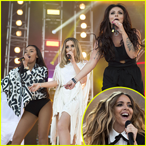 Little Mix Explain 'Get Weird' Album Title