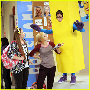 Joey Becomes Ridgewood High's New Mascot In 'Liv and Maddie' Tonight
