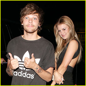 Louis Tomlinson Is Expecting First Child with Briana Jungwirth!