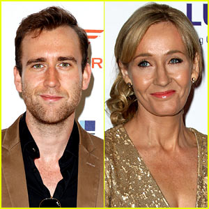Matthew Lewis' Birthday Note for J.K. Rowling Will Give You All the Feelings