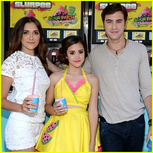 Megan Nicole Celebrates 'Summer Forever' With 7-11 Slurpees, Alyson Stoner & Ryan McCartan