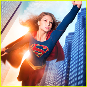 Melissa Benoist's 'Supergirl' Soars To the Skies In Brand-New Poster - See It Here!