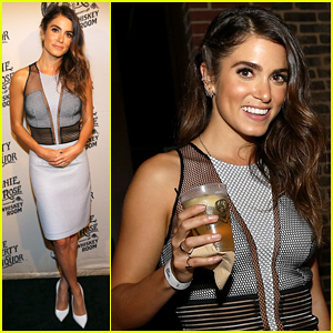 Nikki Reed Helps Launch Bonnie Rose Whiskey In Style!