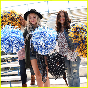 Stella Hudgens, Noah Cyrus & Alli Simpson Return For Mudd's New Fall Campaign - See The Pics!
