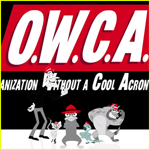 Catch A Sneak Peek Of 'Phineas & Ferb' Spin-off 'The O.W.C.A. Files'!