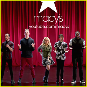 Pentatonix Team Up With Macy's For All-School A Cappella Challenge